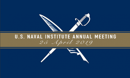 Annual Meeting April 2019