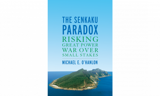 The Senkaku Paradox Book Cover