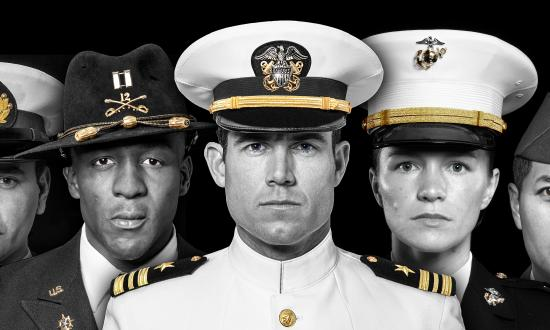 Naval Postgraduate School students