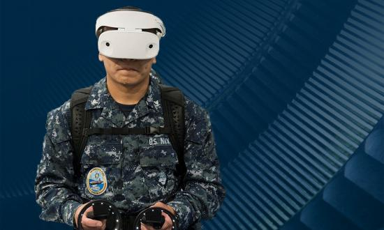 ADDING A NEW LAYER OF TRAINING: AR/VR Booz Allen Hamilton