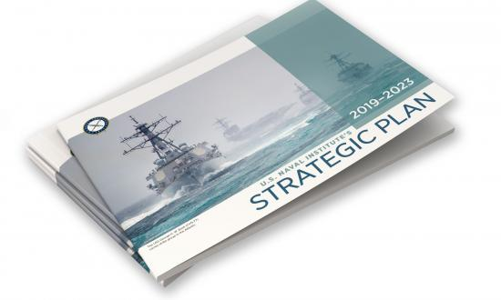 U.S. Naval Institute Strategic Plan