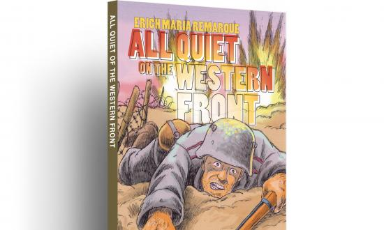 All Quiet on the Western Front Dead Reckoning Book Cover