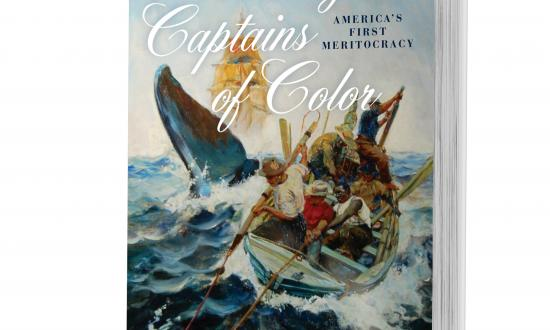 Whaling Captains of Color: America's First Meritocracy.