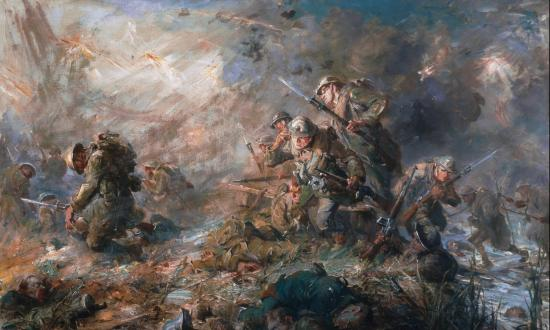 "Frederick C. Yohn, ""The Last Night of the War"""