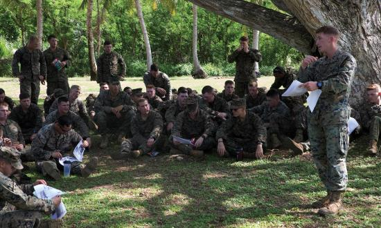 Noncommissioned and junior officers can teach much of the current enlisted professional military education (EPME) curriculum locally, without sending Marines away to resident programs every couple of years.
