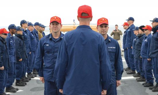 When reporting to a new Coast Guard unit, new members' first impression often is one of disorganization and bureaucracy. But there are ways the service can make the process more smooth and efficient, for both the unit and the new member.