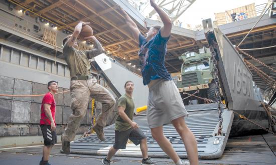 Overworked sailors have less time for recreational activity
