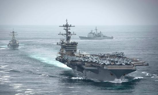 Carrier Strike Group Intelligence