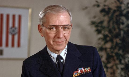 Gracey, James S., Adm., USCG (Ret.)