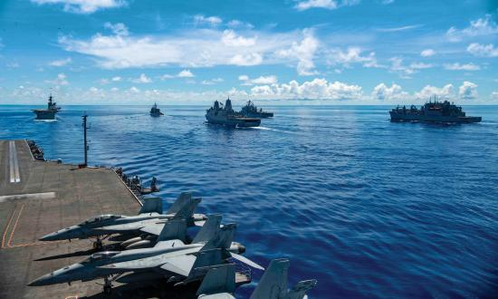 The service needs a system in which organizations and people work together to develop winning strategies and operational concepts for 21st-century naval warfare.