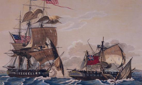 Courtesy of Beverley R. Robinson Collection, U.S. Naval Academy Museum