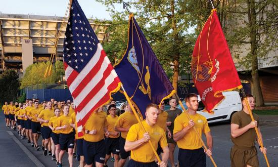 2020 Midshipmen and Cadets Essay Contest