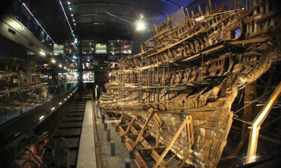 Photo Courtesy the Mary Rose Museum