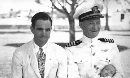 Three generations of a family Navy legacy: The McCain Family