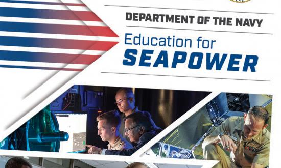 Education for Seapower, Final Report, 2018