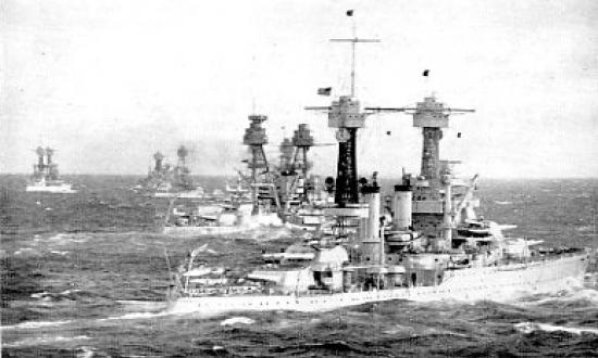 Official U. S. Navy Photograph
