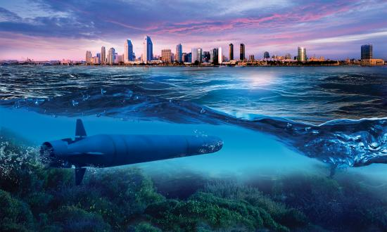 Russia's nuclear-tipped autonomous underwater vehicle, the Kanyon, may deploy on up to four modified Oscar II–class submarines in both the Northern and Pacific Fleets, with each submarine carrying up to eight weapons.