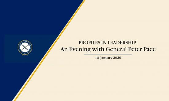 Profiles in Leadership - Pace - Tile