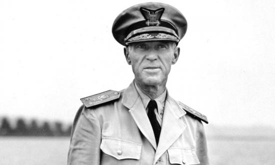 Coast Guard Commandant Admiral Russell Waesche