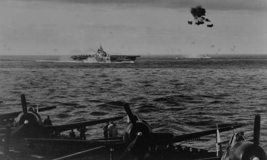 The Battle Of Okinawa U S Naval Institute