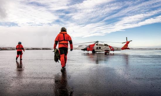 "In 2019, the Coast Guard met a number of challenges and continued to respond where and when needed. As Commandant Admiral Karl Schultz noted, ""We're a modestly funded organization, and we do good things with those dollars."""