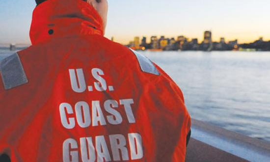 U.S. Coast Guard (Patrick Kelley)