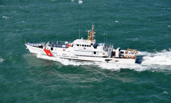 U.S. Coast Guard (Cory Rowland)