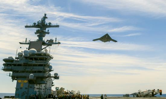 U.S. Navy, Courtesy of Northrop Grumman (Alan Radeck)