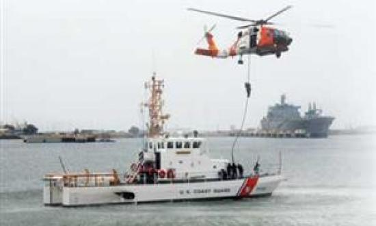 U.S. COAST GUARD (ROBERT K. LANIER)