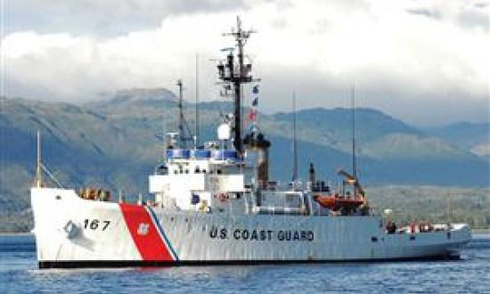 u.s. coast guard (christopher d. McLaughlin)