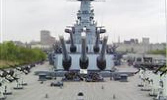 BATTLESHIP NORTH CAROLINA MEMORIAL